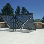 solar thermal home