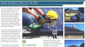 idaho solar
